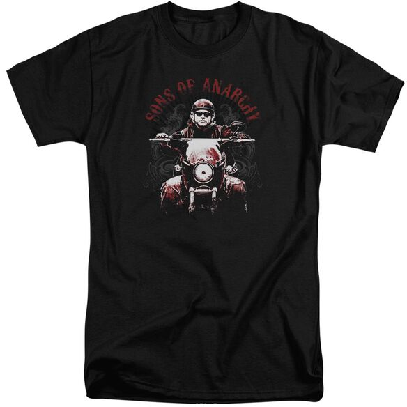 Sons Of Anarchy Ride On Short Sleeve Adult Tall T-Shirt