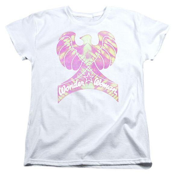 Dc Wonder Bird Short Sleeve Womens Tee T-Shirt