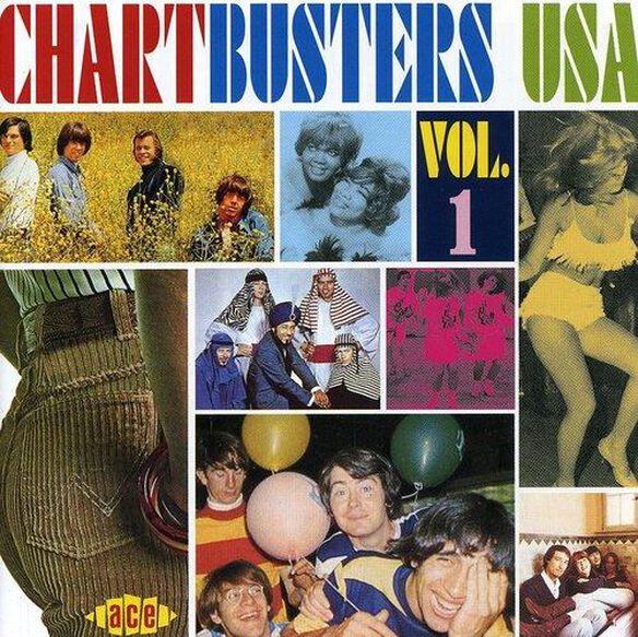 Chartbusters Usa 1 / Various (Uk)