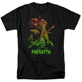 Predator Camo Predator Short Sleeve Adult T-Shirt