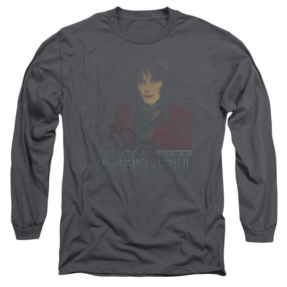 Joan Jett Worn Jett Long Sleeve Adult T-Shirt