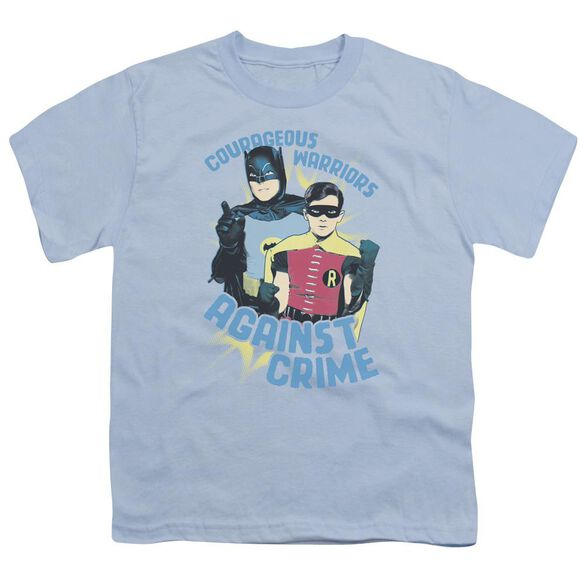 BATMAN CLASSIC TV COURAGEOUS WARRIORS-S/S YOUTH T-Shirt