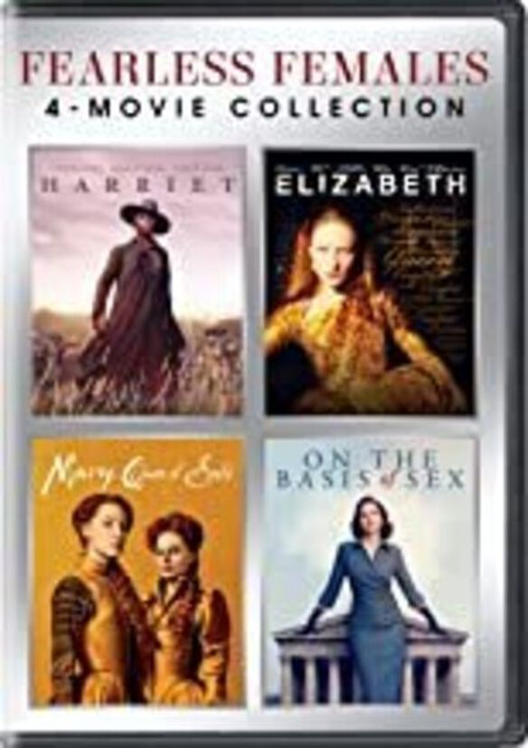 Fearless Females 4-Movie Collection