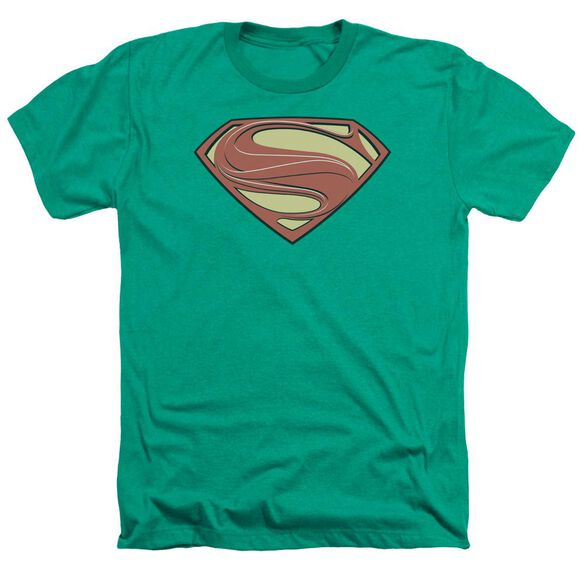 Man Of Steel New Solid Shield Adult Heather Kelly