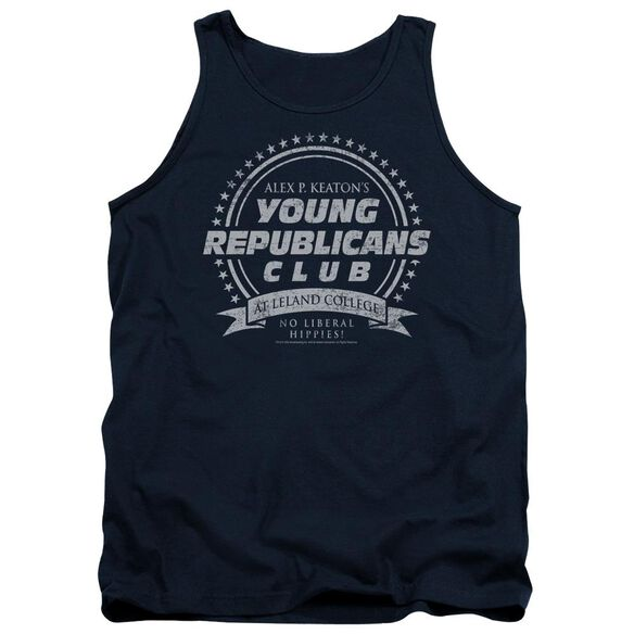 Family Ties Young Republicans Club Adult Tank