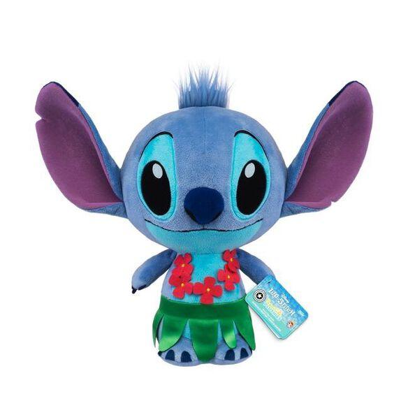 Stitch in Hula Skirt Supercute Plushie