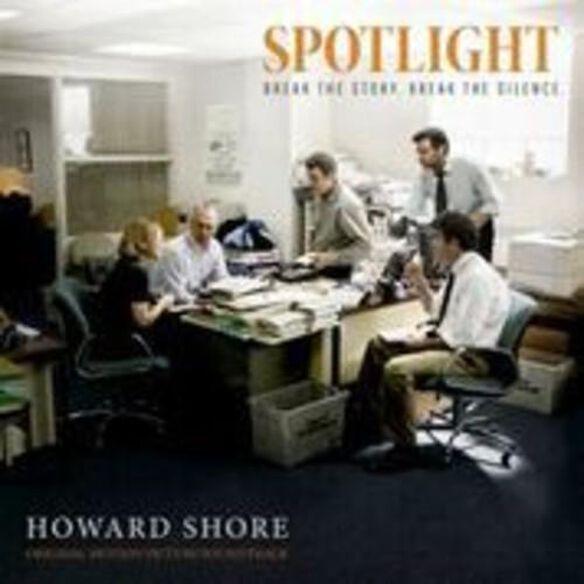 Spotlight O.S.T.
