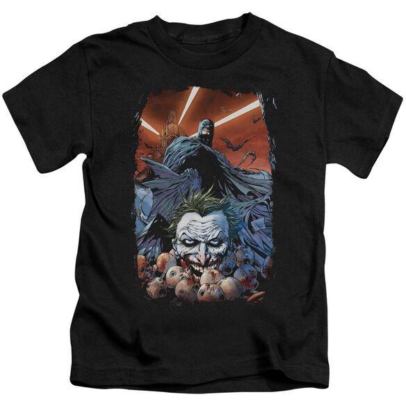 Batman Detective Comics #1 Short Sleeve Juvenile Black T-Shirt