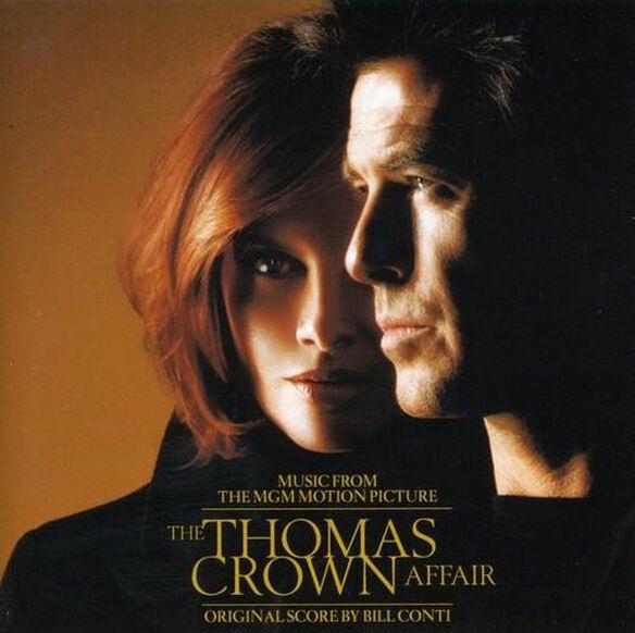 Thomas Crown Affair (1999) / O.S.T.