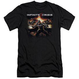 Infinite Crisis Batmen Short Sleeve Adult T-Shirt