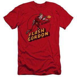 Flash Gordon Zang Premuim Canvas Adult Slim Fit