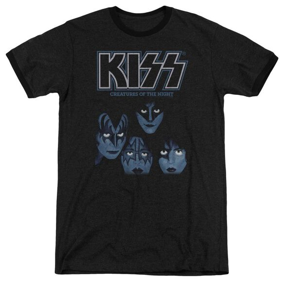 Kiss Creatures Of The Night Adult Ringer