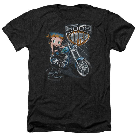 Betty Boop Choppers Adult Heather