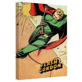 Flash Gordon Space Quickpro Artwrap Back Board