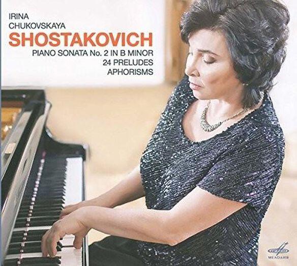 Dmitri Shostakovich: Works For Piano