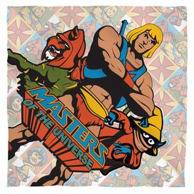 Masters Of The Universe Heroes Bandana White