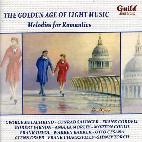 Melodies For Romantics / Various