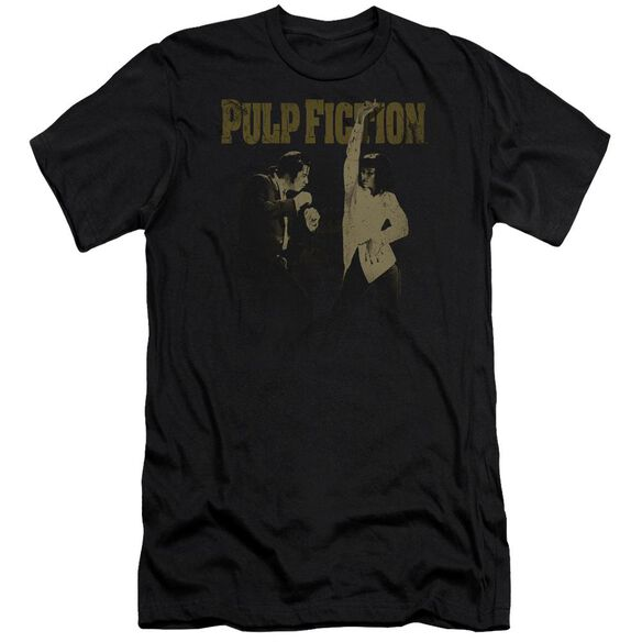 Pulp Fiction I Wanna Dance Short Sleeve Adult T-Shirt