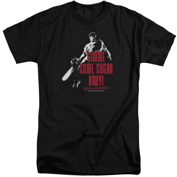 Army Of Darkness Sugar Short Sleeve Adult Tall T-Shirt