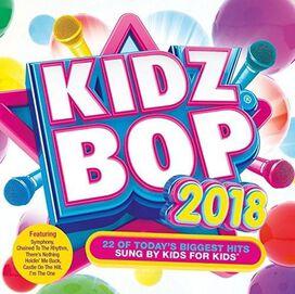 Kidz Bop Kids U.K. - Kidz Bop 2018