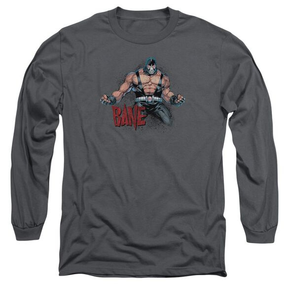 Batman Bane Flex Long Sleeve Adult T-Shirt