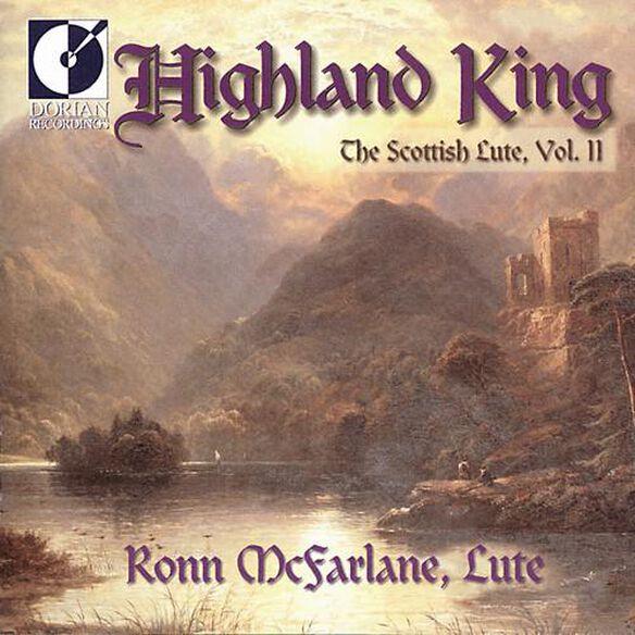 Highland King: Scottish Lute 2