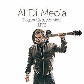Al Di Meola - Elegant Gypsy & More: 40th Anniversary Tour
