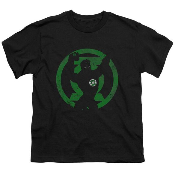 Dc Gl Symbol Knockout Short Sleeve Youth T-Shirt