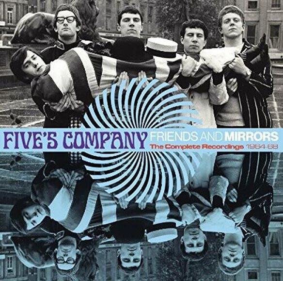 Friends & Mirrors: Complete Recordings 1964 1968