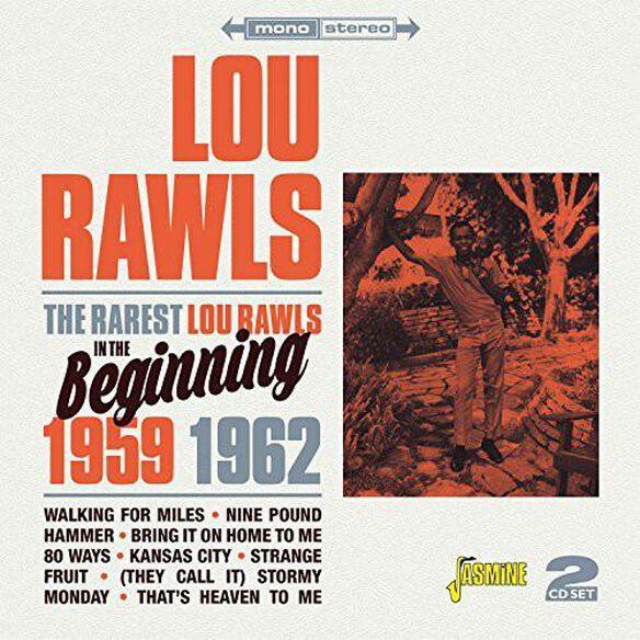 Rarest Lou Rawls In The Beginning 1959 62 (Uk)