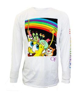 SpongeBob Squarepants Characters Long-Sleeve T-Shirt