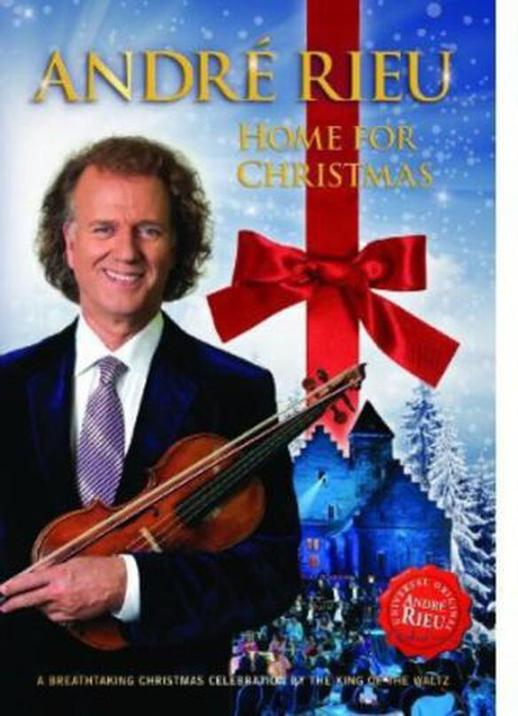 Andre Rieu: Home for Christmas [Blu-ray]