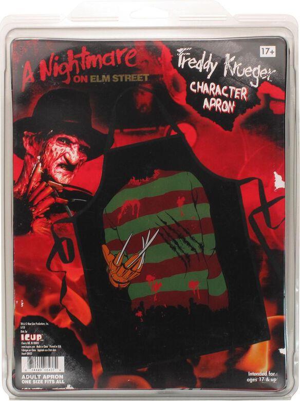 Nightmare on Elm Street Freddy Krueger Apron