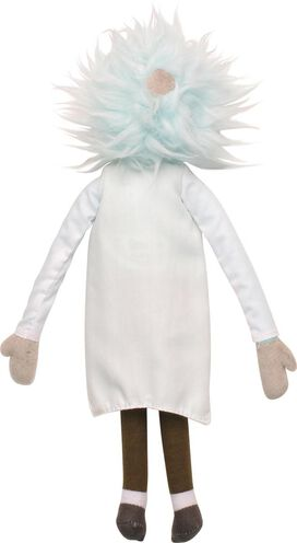 Rick and Morty Rick Sanchez Plush