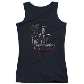 Elvis Presley Show Stopper Juniors Tank Top