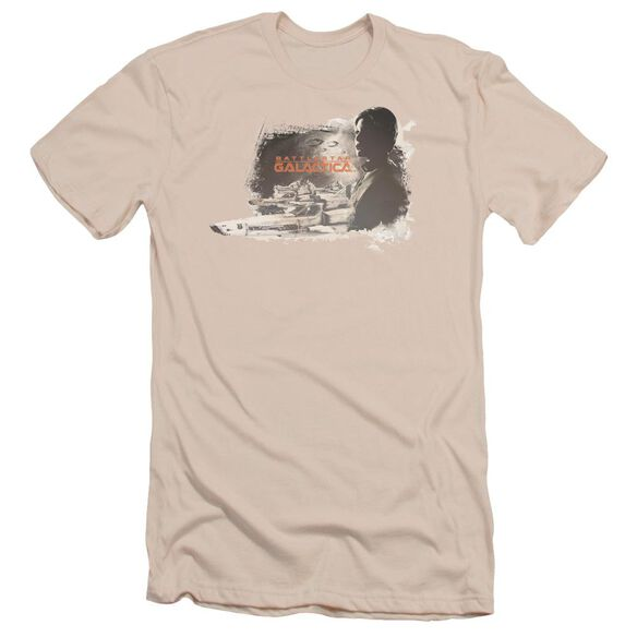 Bsg Starbuck Short Sleeve Adult T-Shirt