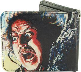 Young Frankenstein Poster Bifold Wallet