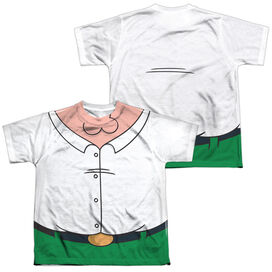 FAMILY GUY PETER COSTUME (FRONT/BACK PRINT)-S/S YOUTH T-Shirt