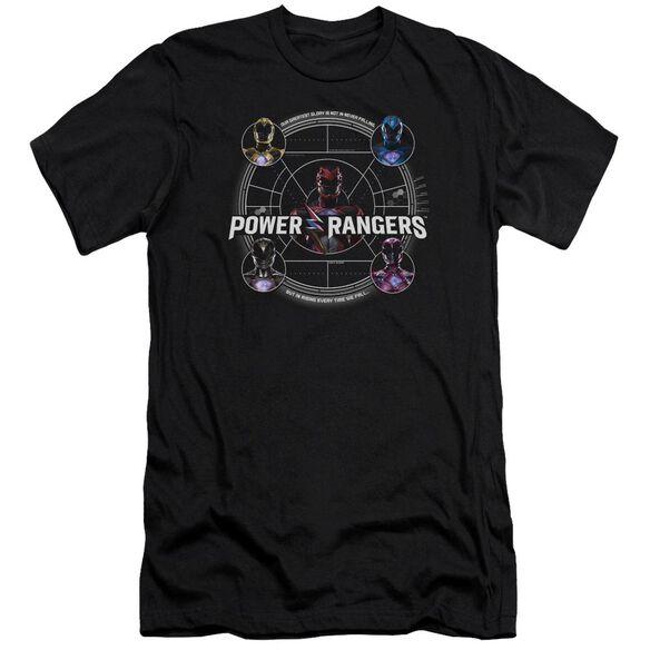 Power Rangers Greatest Glory Short Sleeve Adult T-Shirt