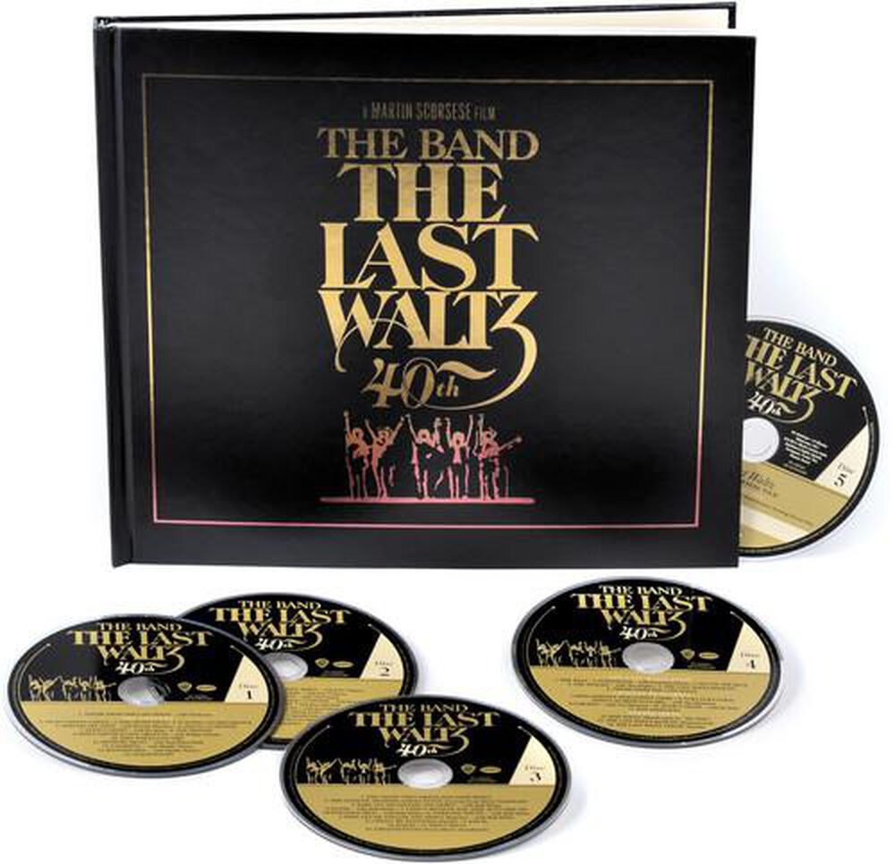 Last Waltz Box Set By The Band New On Cd Fye