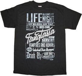 True Blood Fangtasia T-Shirt