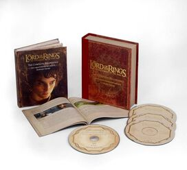 Howard Shore - Lord of the Rings: The Fellowship of the Ring – The Complete Recordings