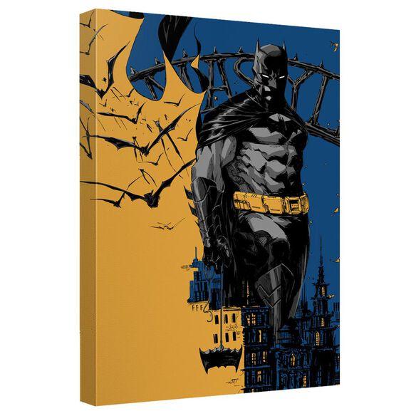 Batman Eternal Canvas Wall Art With Back Board