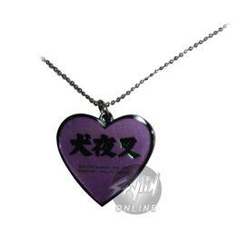 Inuyasha Heart Necklace