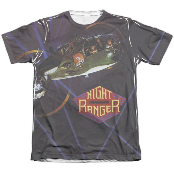 Night Ranger 7 Wishes Adult Poly Cotton Short Sleeve Tee T-Shirt