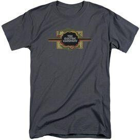 Electric Company Logo Short Sleeve Adult Tall T-Shirt