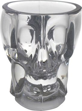 Sons of Anarchy Skull Sculpted Shot Glass Set