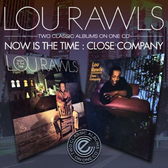 Now Is The Time / Close Company (Uk)