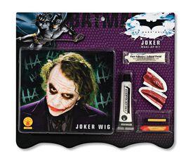 The Joker Make-Up Kit & Wig