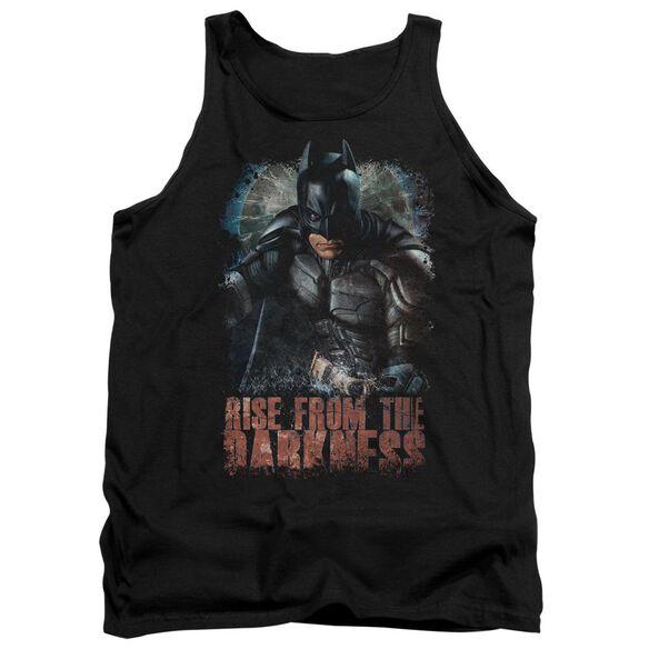 Dark Knight Rises Rise From Darkness Adult Tank